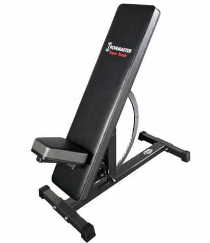 Heavy Duty Ironmaster Super Adjustable Bench Review 1000lb