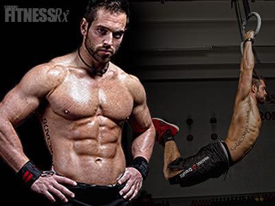 CrossFit Champion QA  FitnessRX for Men