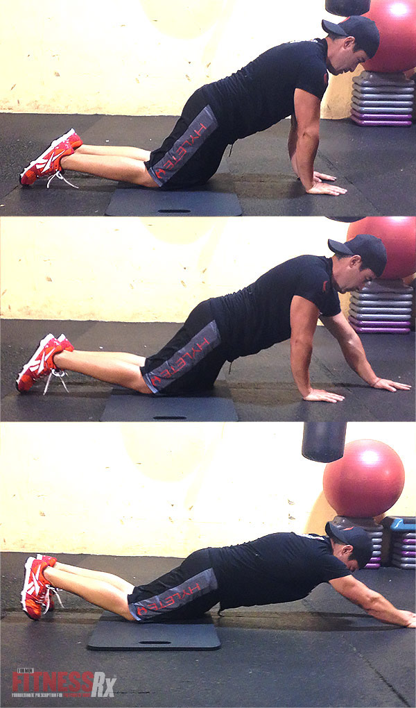 5 Planks You Need To Try  FitnessRX for Men