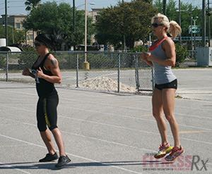 Take it Outside Workout - Enjoy The Benefits of Training Outdoors!