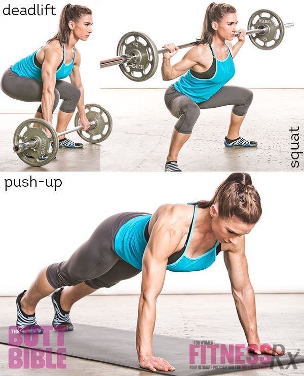 Pauline Nordin's Bootcamp Workout - A Metabolic Boost To Help You Live Life Lean
