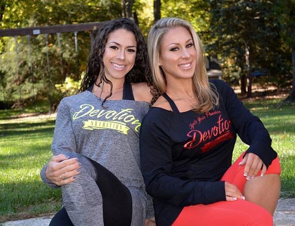The Devoted Life - IFBB Pro Gina Aliotti and Dana Kaye