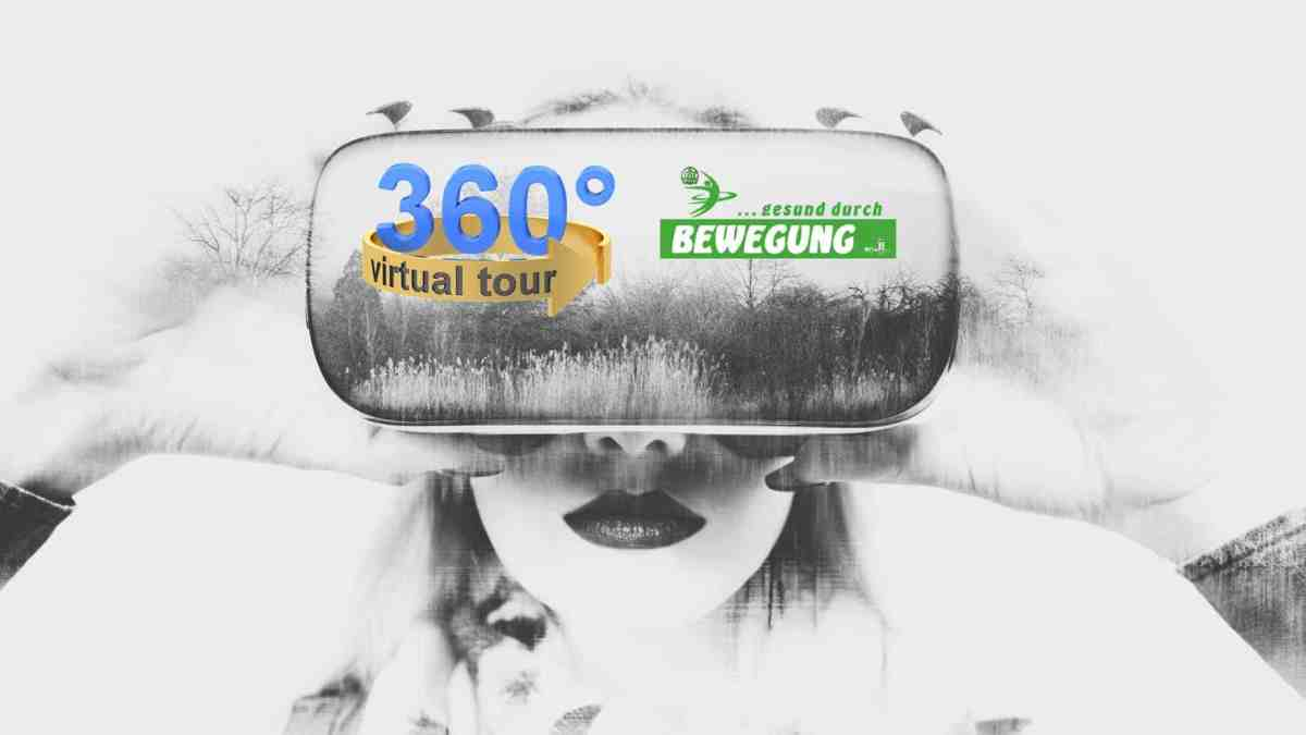 Sharing Foto Fit unlimited Suhl 360° Rundgang