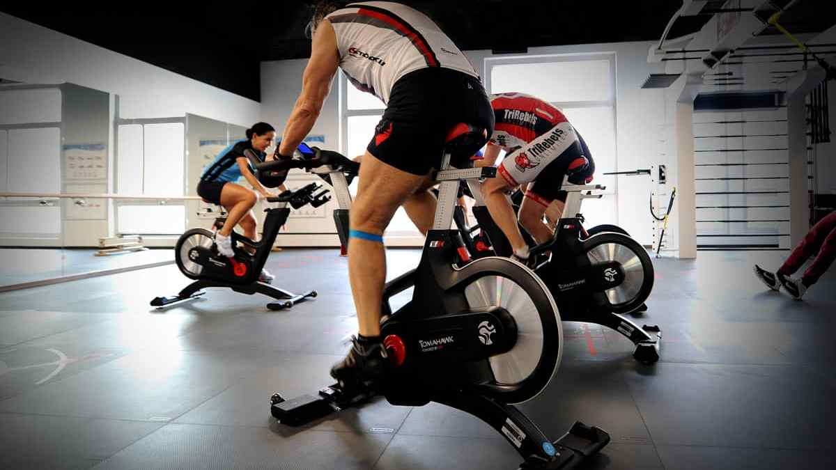 tomahowk Bikes Indoor cycling Fit unlimited Suhl