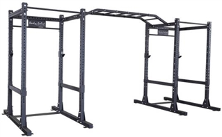 Body-Solid SPR1000DB Double Power Rack Package (New