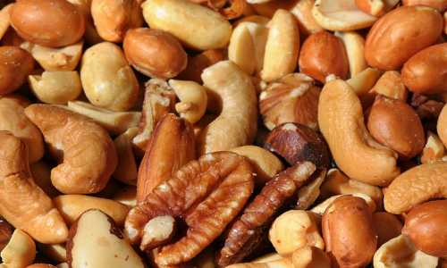 healthy food nutrition facts nuts