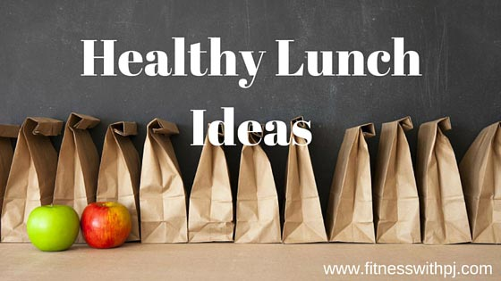 Healthy Lunches for You and Your Loved Ones