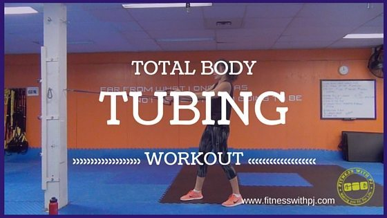 30-Minute Total Body Tubing Workout