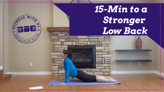 15 Minutes to a Stronger Low Back