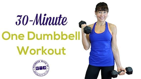 30-Minute One Dumbbell Workout