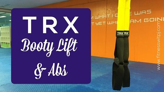 TRX Booty Lift & Abs