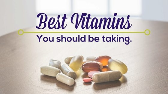 Best Vitamins You Should Be Taking - Fitness with PJ Blog