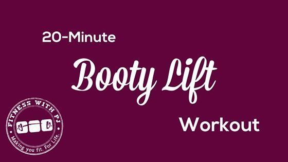 Best Glute Exercises for Women - 20 Min Booty Lift