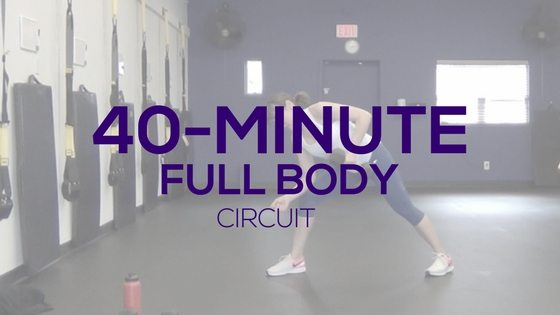 40-Minute Full Body Circuit