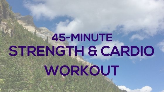 Strength and Cardio