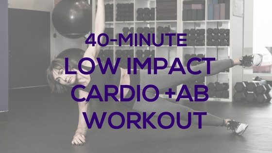 40-Min-Low-Impact-Cardio-Workout-with-Abs