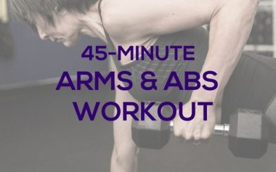 Arms & Ab Workout for Women