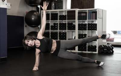 Ab HIIT for Home for Women