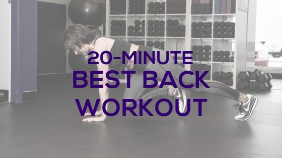 Best Low Back Workout