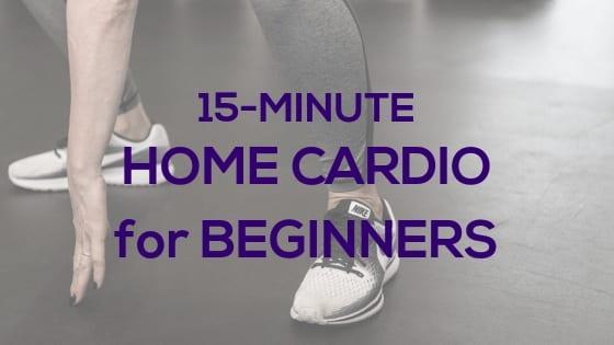 15 Minute Home Cardio