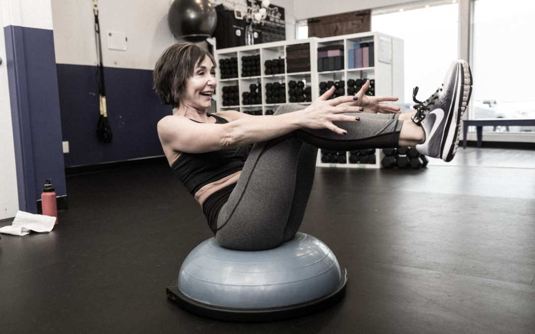 BOSU Ball Full Body Cardio