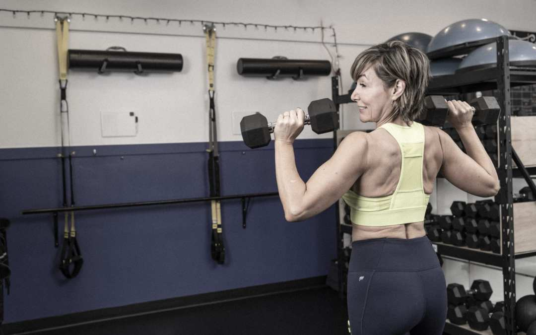 Upper Body Shred for Women Over 40