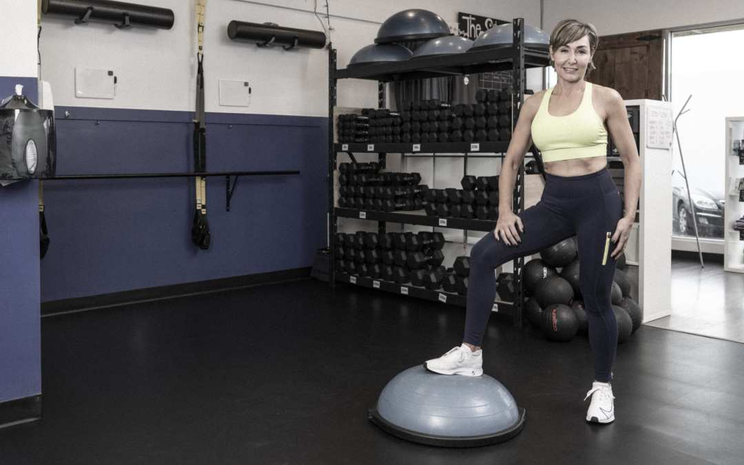 All Levels BOSU Ball Tabata for Women