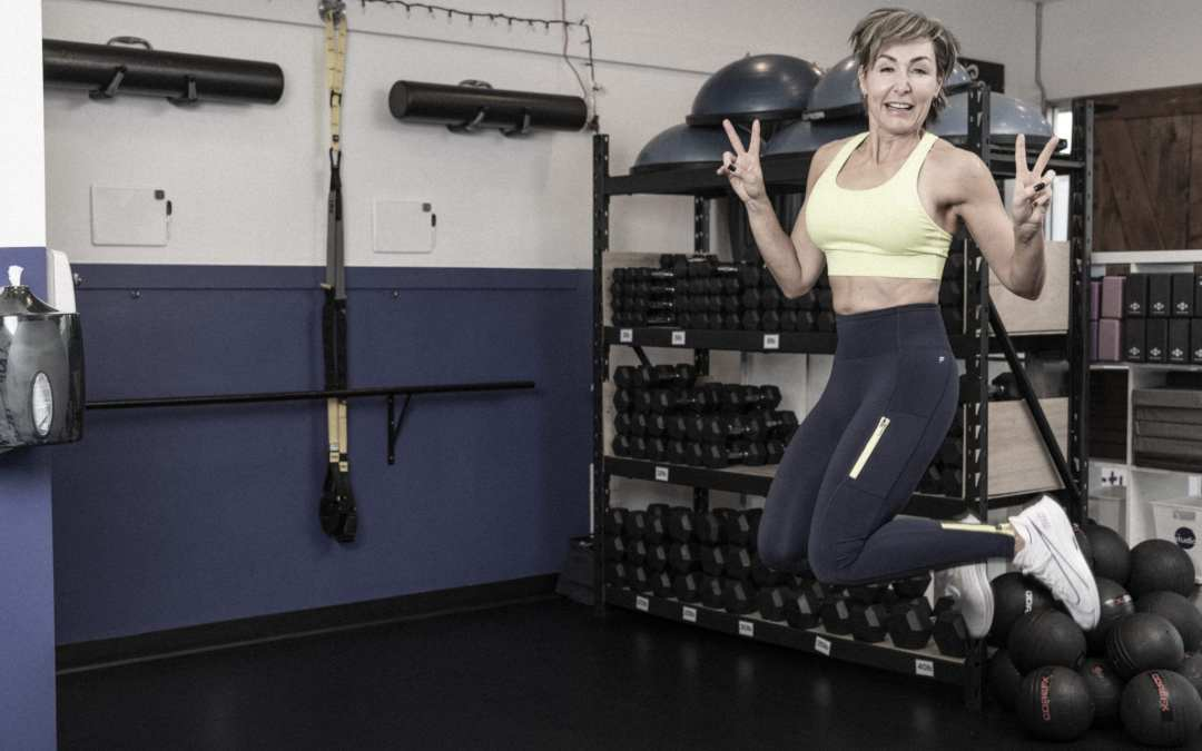 EMOM Cardio Workout for Women Over 40