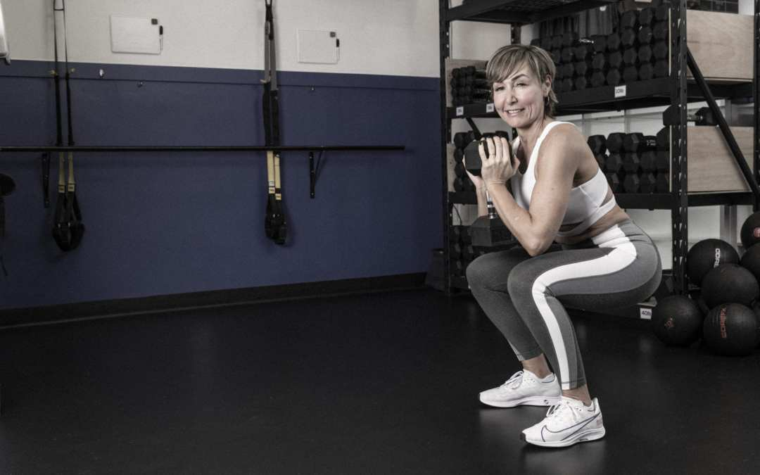 Full Body Workout for Home with Dumbbells