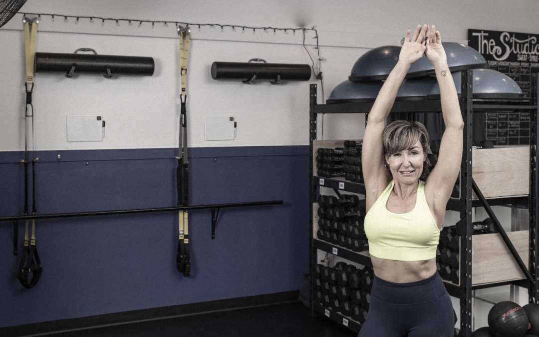 Strength & Mobility Training for the Upper Body
