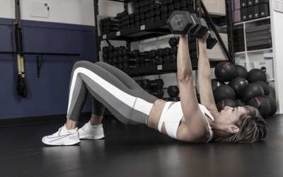 Chest and Tricep Workout with Abs