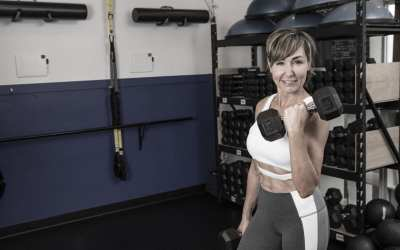 Metabolism Booster Workout with Dumbbells