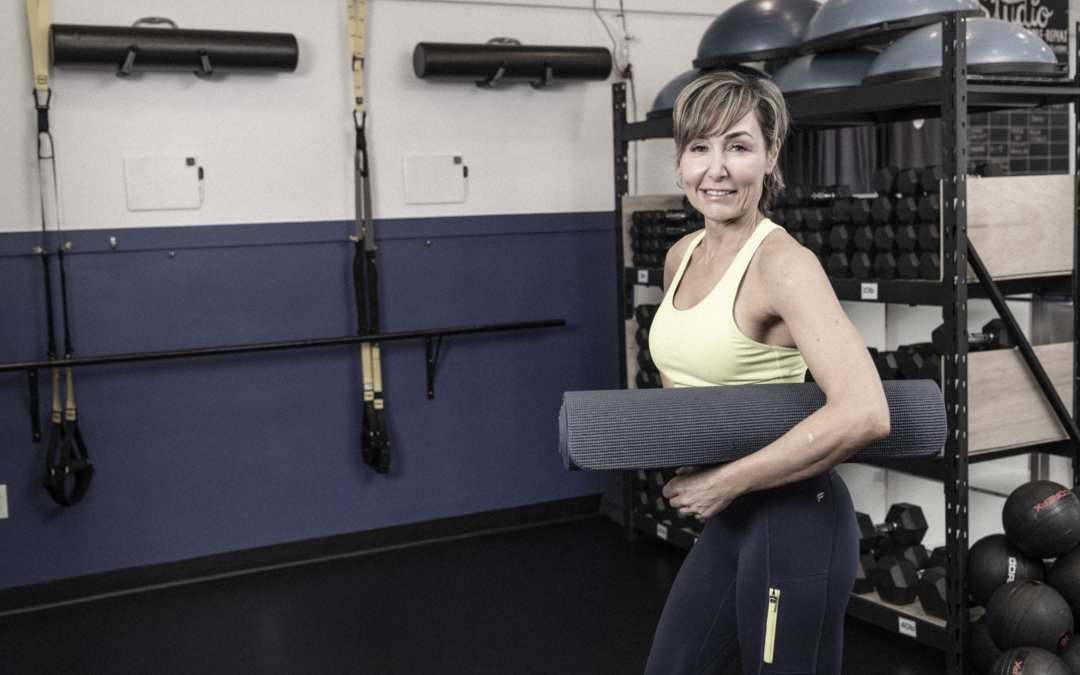 Post-Workout Stretches for Women Over 40 After Strength Workout