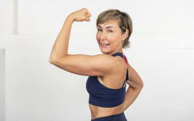 Arm Workout with Dumbbells for Women Over 40