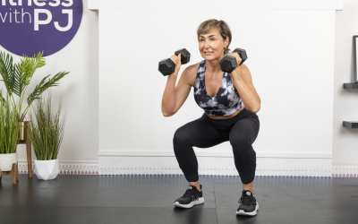 Quick Leg Workout for Women Over 40