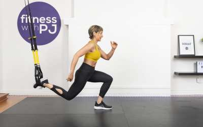 TRX Power HIIT Cardio for Women Over 40