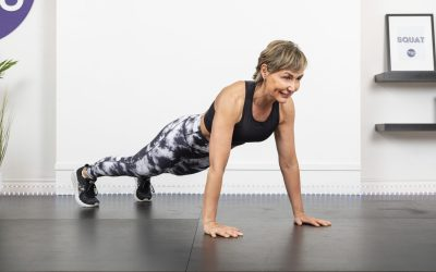 Chest and Tricep Workout at Home with Dumbbells | Women Over 40