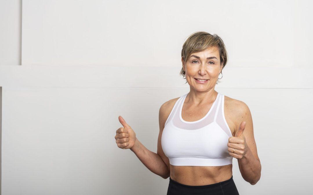 Every Minute on the Minute [EMOM] Bodyweight Workout for Women Over 40
