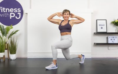 20 Minute Tabata Workout for Weight Loss