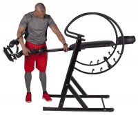 FitnessZone: Health Mark Pro Max Inversion Table