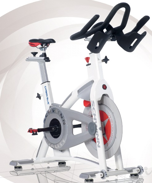 Schwinn Ac Performance Plus With Carbon Blue Indoor Cycle