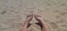 Barefoot Running Beach - Fitnicerunner
