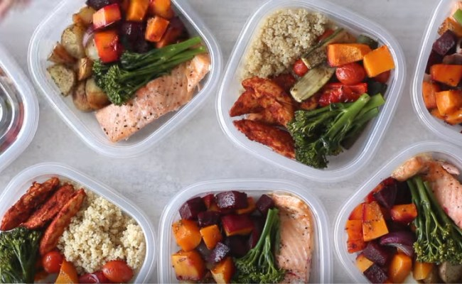 Weight Loss Meal Prep For Women 1 Week In 1 Hour Fitonara