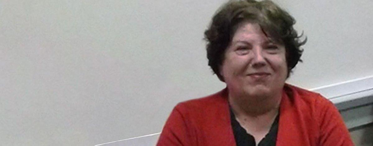 Florentina Vișan la șaptezeci de ani