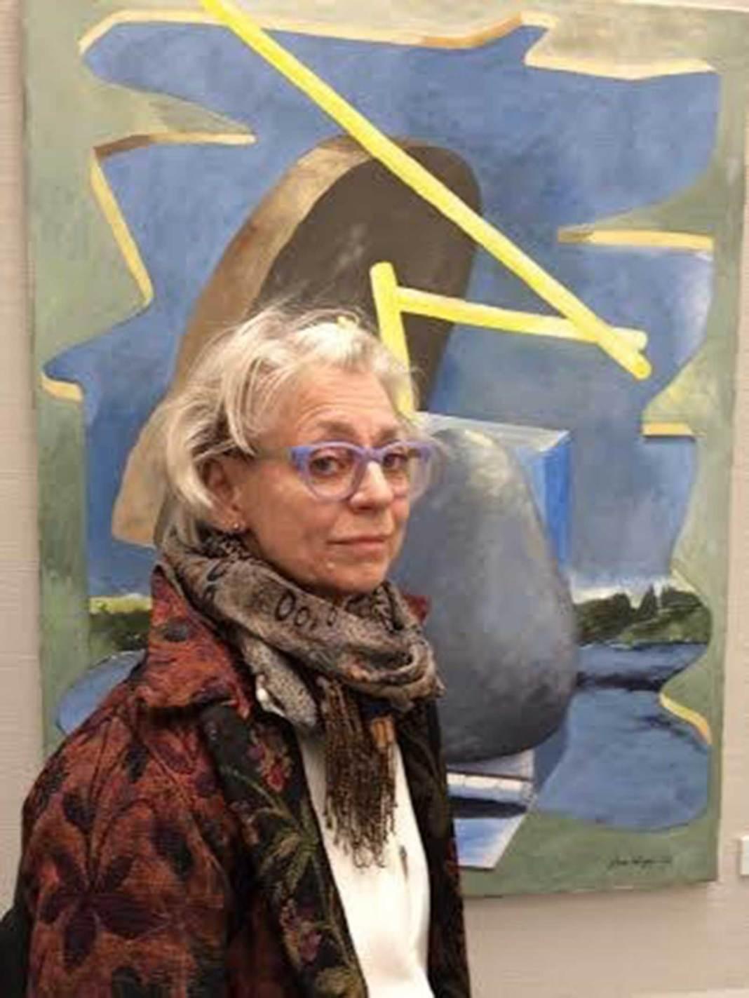 Inger Johansson foto arhiva personală