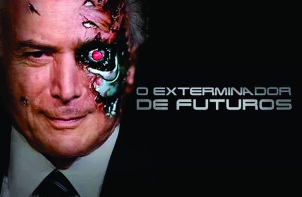 Resultado de imagem para temer exterminador do futuro