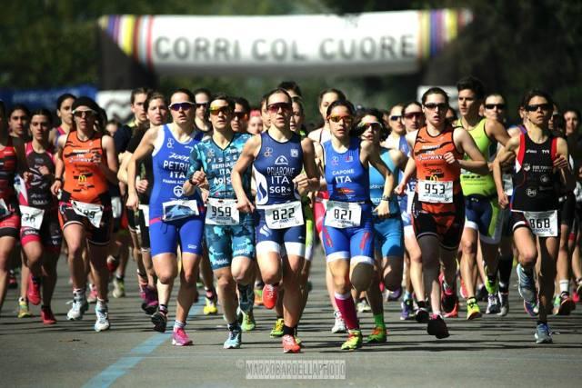 Partenza Donne Firenze 2016