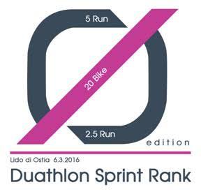 duathlon sprint rank Ostia