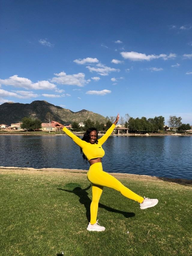Featured Personal Trainer Klasha