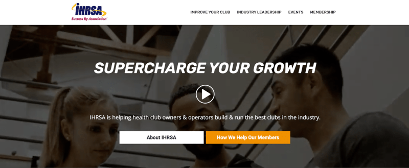 IHRSA is a powerful resource when opening a studio gym.